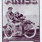 Sat, 2010-11-27 19:17 - ARIEL Motor Cycle vintage advertising from 1917