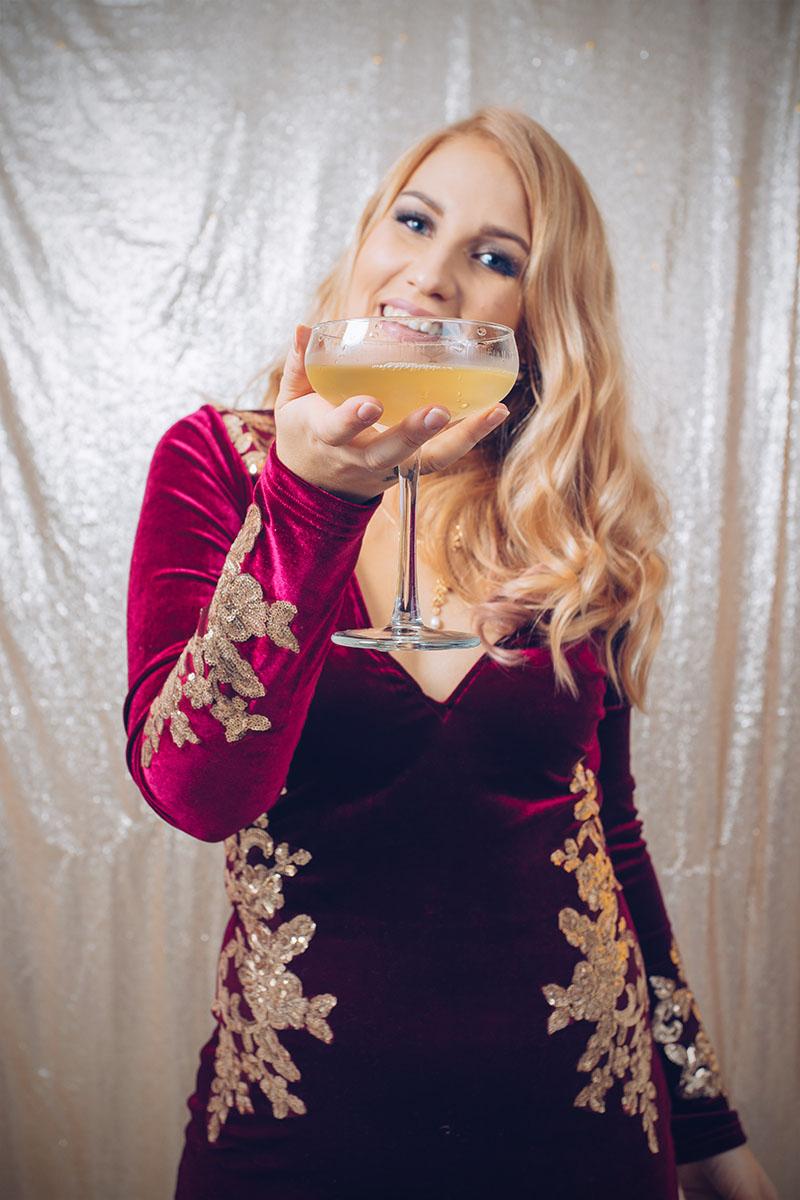 gold-sequin-velvet-dress