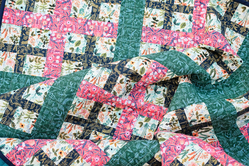 Amalfi Addition Quilt - Kitchen Table Quilting