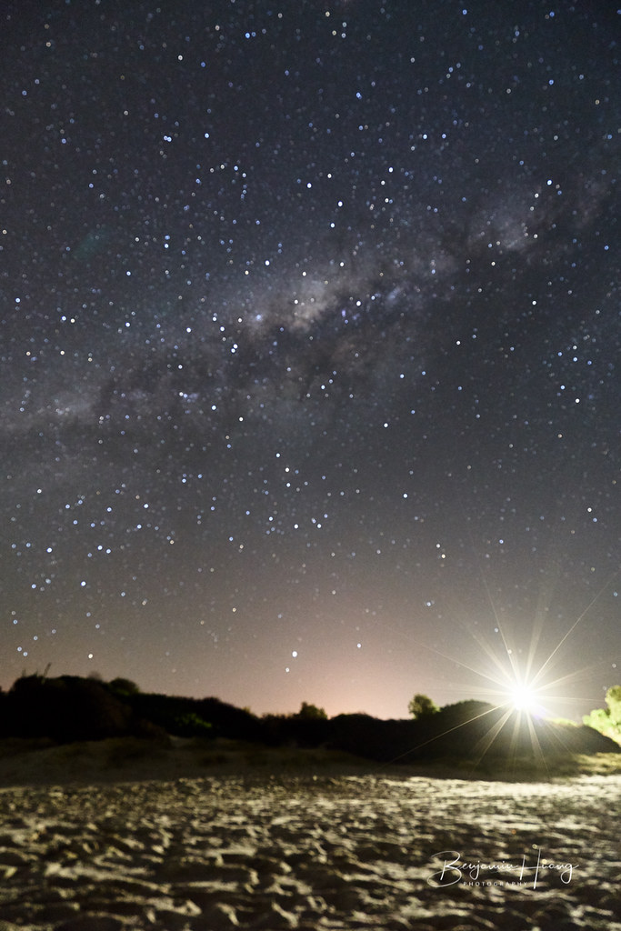 Byron Bay Beach Astro