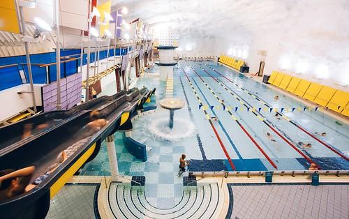 Kuva toimipisteestä: Itäkeskuksen uimahalli