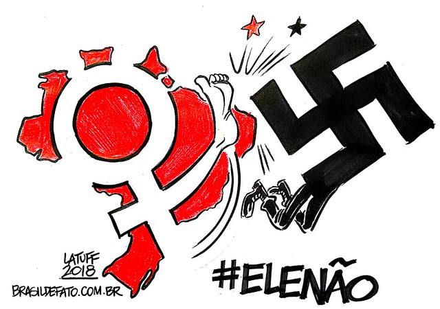 - Créditos: Carlos Latuff