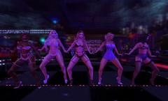 Danceline @ Teqi's Lounge
