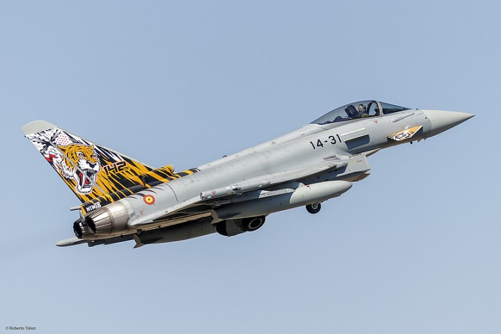 Eurofighter del Ala 14