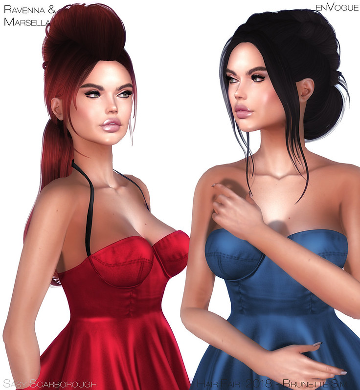 Hair Fair 2018 - enVogue - Ravenna & Marsella