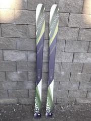 Prodám freetouringové lyže Movement Shift 185 plus - titulní fotka