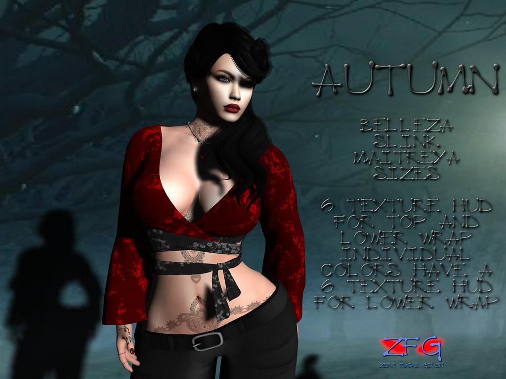 {zfg} autumn - TeleportHub.com Live!