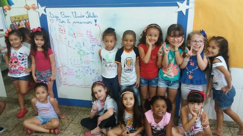 Senhor Alfabeto e Dona Letrinha - Pré-escolar II