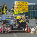 Anti Fracking protests
