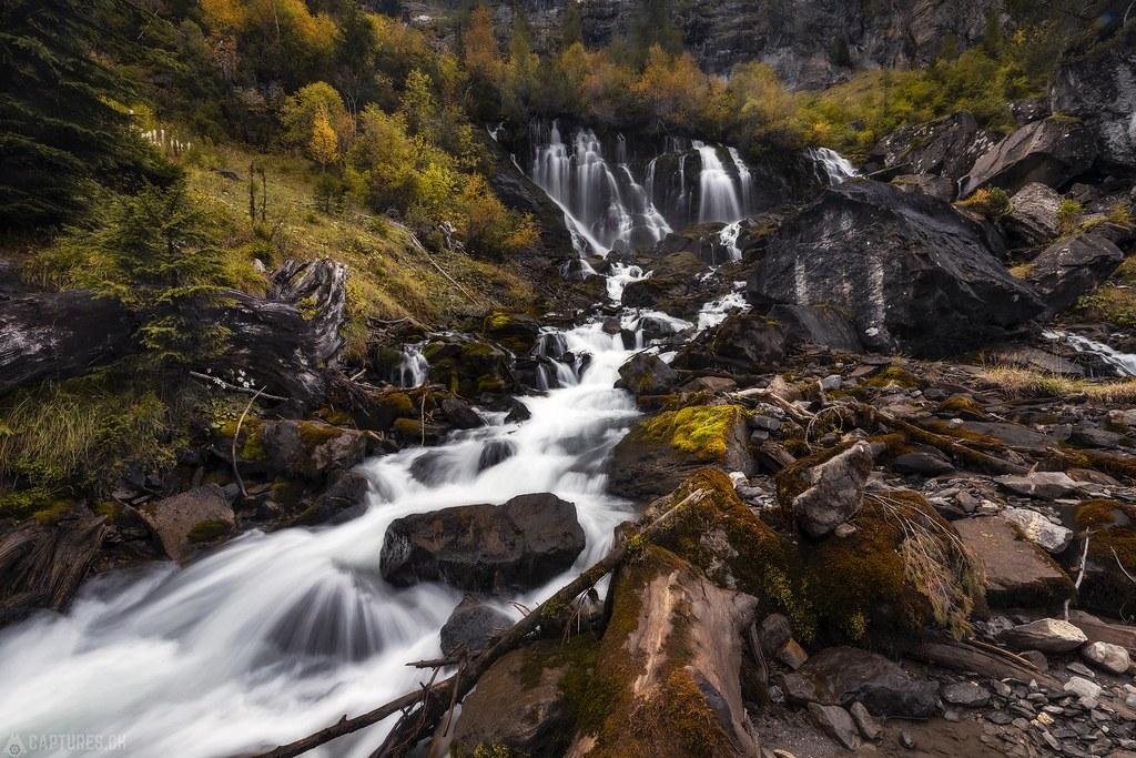 Waterfall - Lenk