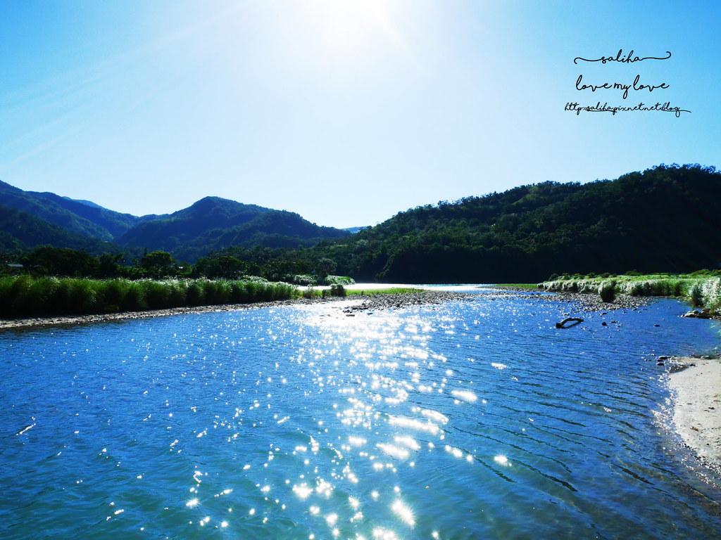 台北踏青一日遊景點推薦烏來梅花湖 (2)