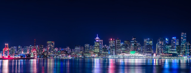 Downtown Vancouver, Fujifilm X-H1, XF50-140mmF2.8 R LM OIS WR