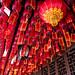 Lantern ceiling
