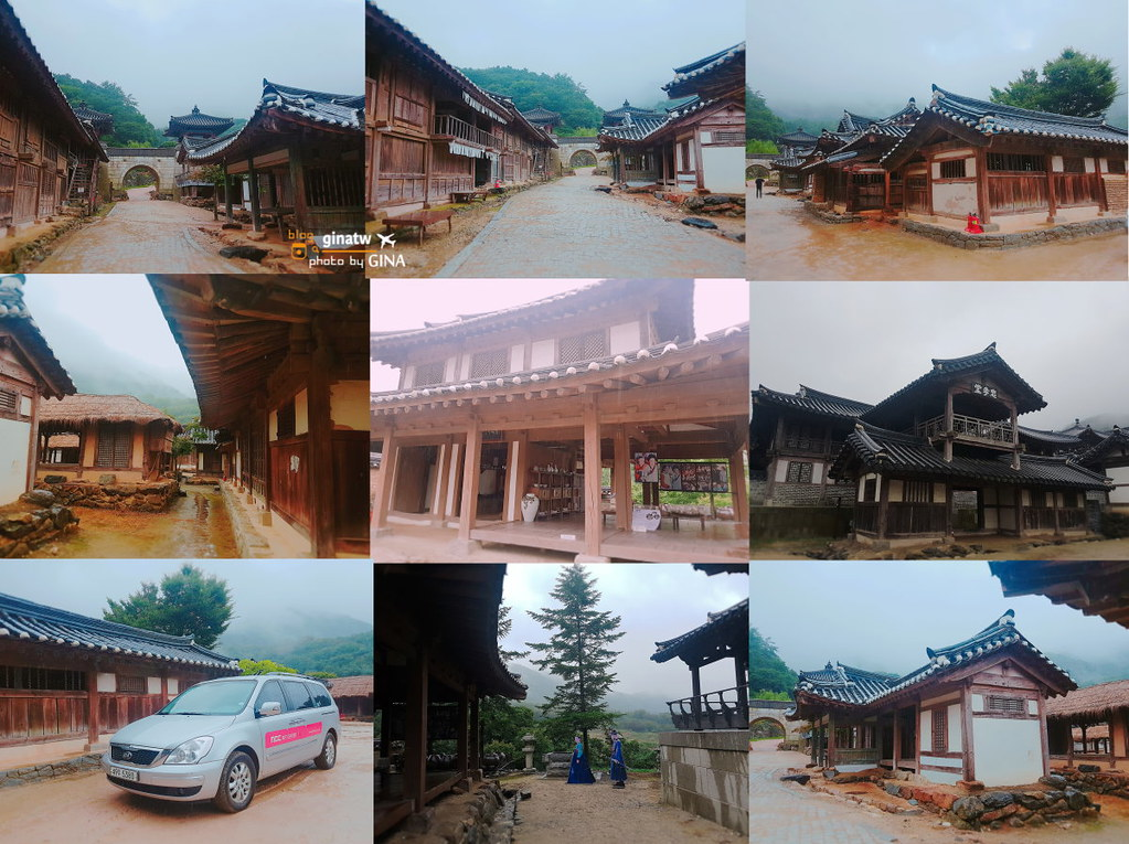 【大長今影視城主題公園】龍仁MBC韓劇拍攝場景|韓劇古裝御用拍攝地 @GINA環球旅行生活|不會韓文也可以去韓國 🇹🇼