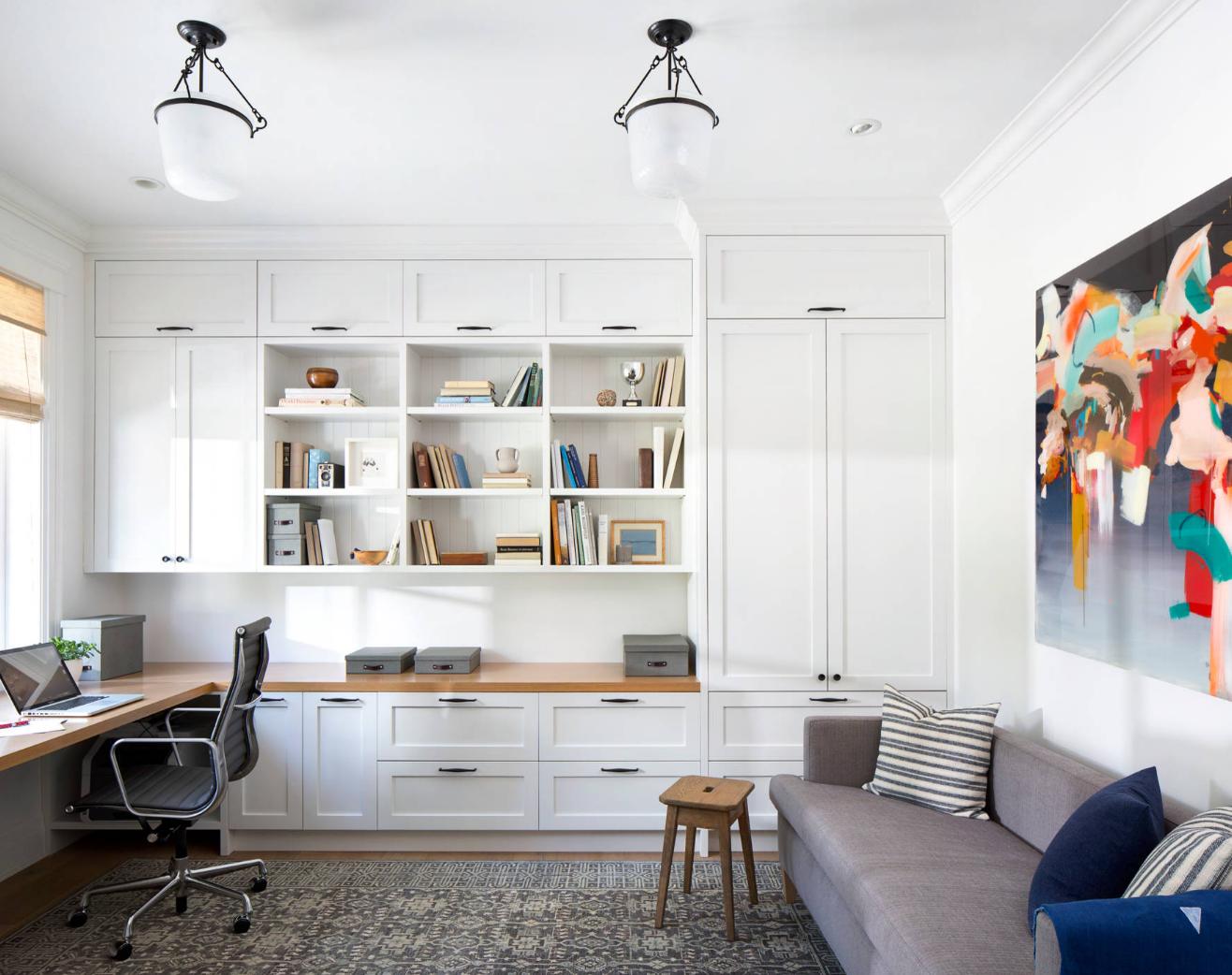 Ruangan untuk bekerja online dari rumah
