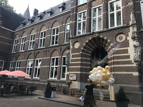 Heliumballonnen Hotel Klooster Bovendonk Hoeven