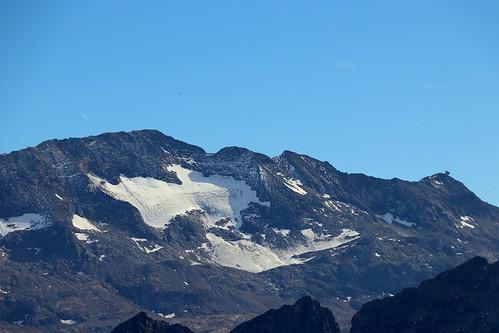 Pic Bayle et Pic Blanc (3 323 m)