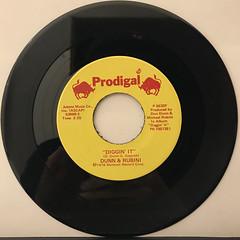 DUNN & RUBINI:DIGGIN' IT(RECORD SIDE-A)