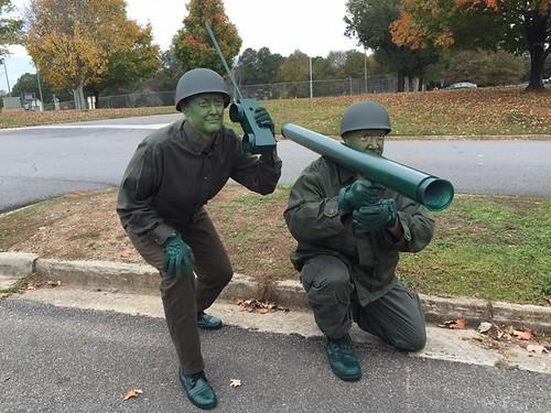 Army Training Sir!