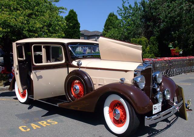 1934 Packard, Fujifilm FinePix F100fd