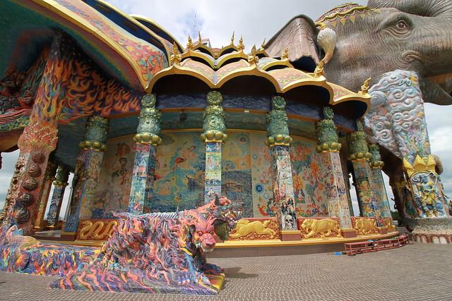 Wat Banrai, 20/10/2018