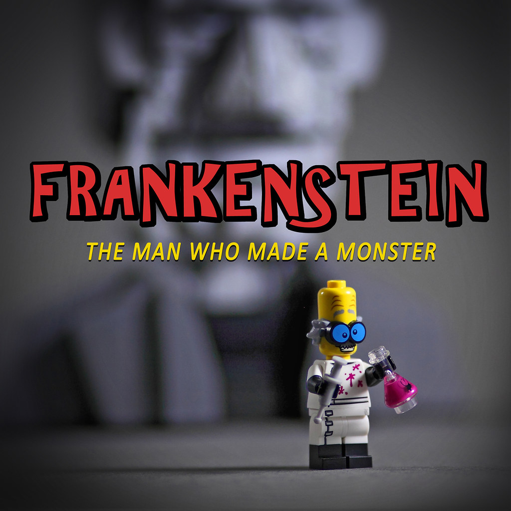 FRANKENSTEIN_The man who made a monster