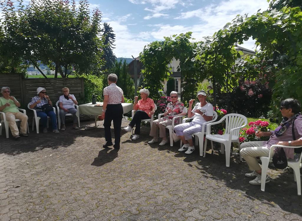 2018 - Juli 04 - Team Hofmatt - Ausflug nach Mehlsecken