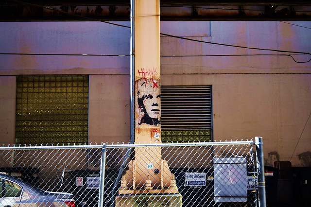 Warhol Street Art (2011) by Thank You X, Chicago, 2018