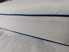 Innocor Comfort by Serta Gel Memory Foam Side Sleeper Pillow Thickness