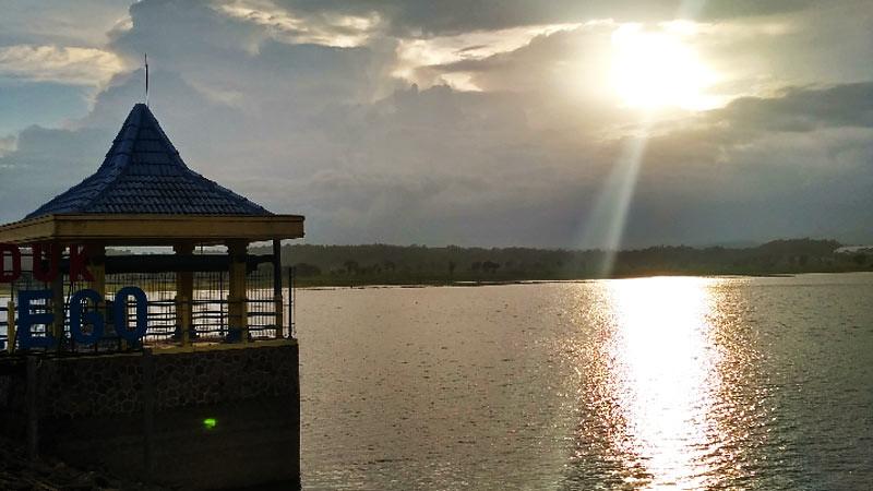 Waduk Bade Klego, Kabupaten Boyolali.