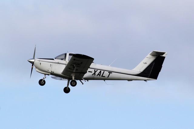 PA-38-112 Tomahawk G-XALT