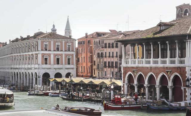View from Galleria Giorgio Franchetti alla Ca' d'Oro