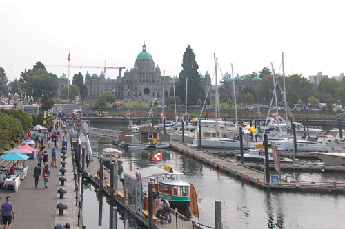 Canada-Victoria-Waterfront