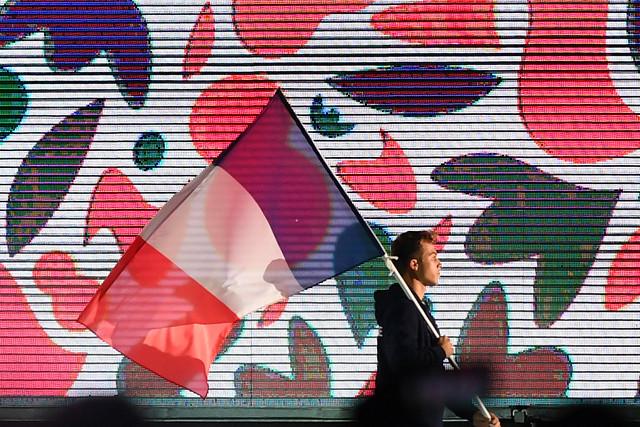 Cérémonie d'ouverture des Jeux Olympiques de la Jeunesse de Buenos Aires 2018