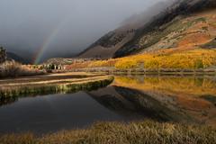 Rainbow & Fall Color