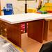 E40 coffee table
