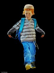 Niño Jugando - Jerusalén