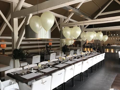 Heliumballonnen Stroop Pannenkoeken Zuidland