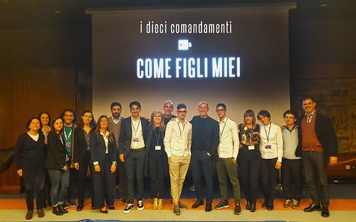 COME FIGLI MIEI - I dieci comandamenti RAI 3
