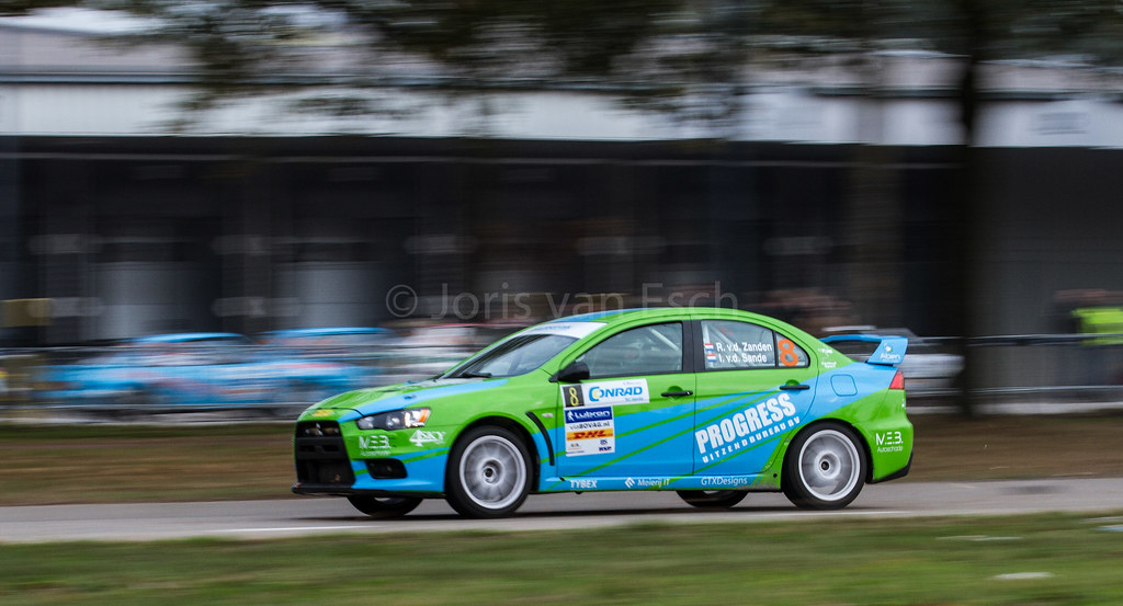 VDZ Racing @ Twente Rally 2018