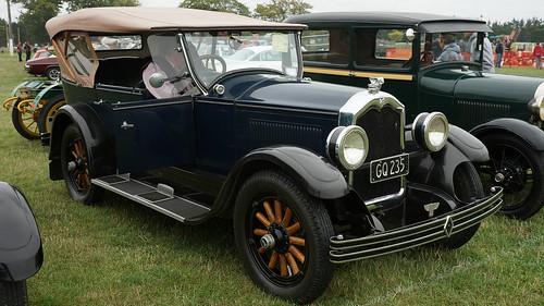 1927 Buick Sport Touring Classic Car.