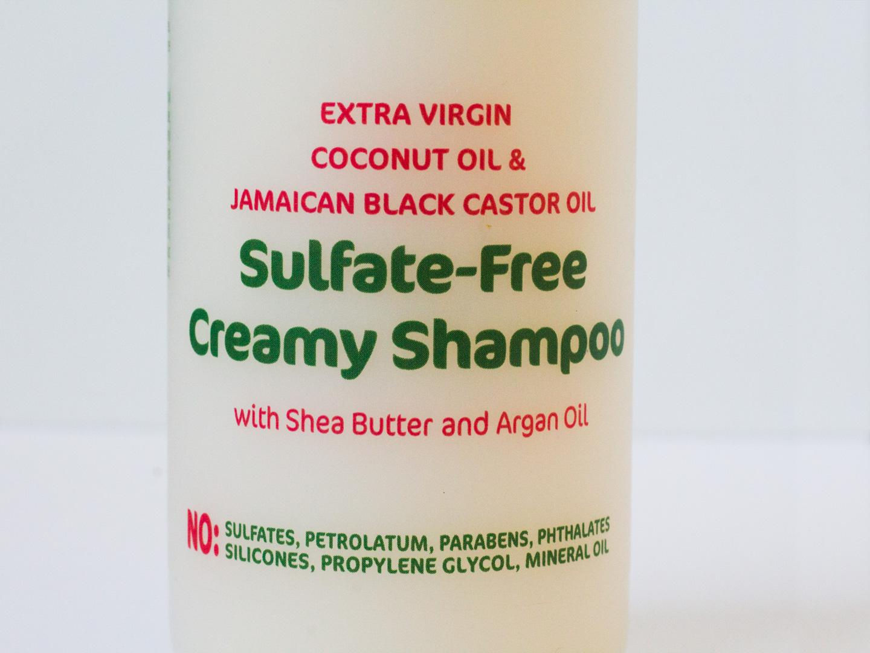 Yari Naturals Sulfate Free Shampoo
