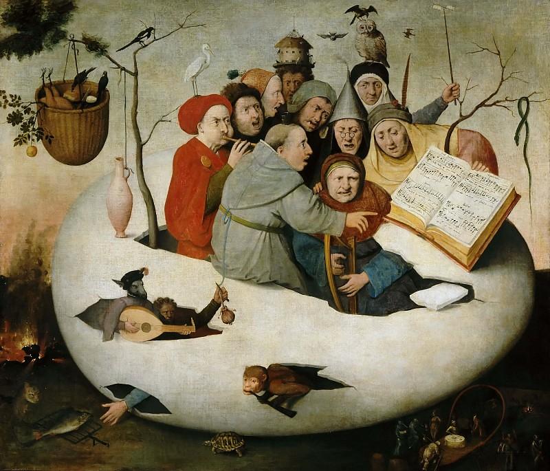 Концерт в яйце (копия утраченного оригинала)