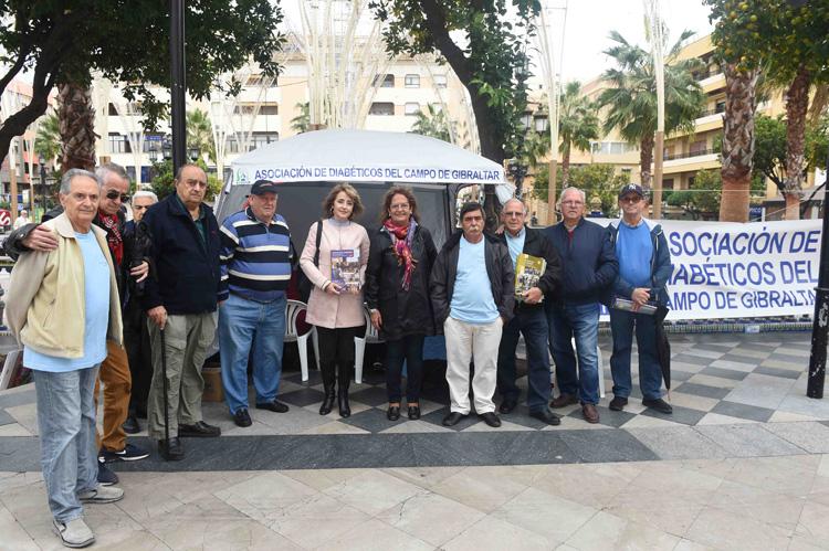 El Ayuntamiento se suma a las actividades del Día Mundial de la Diabetes