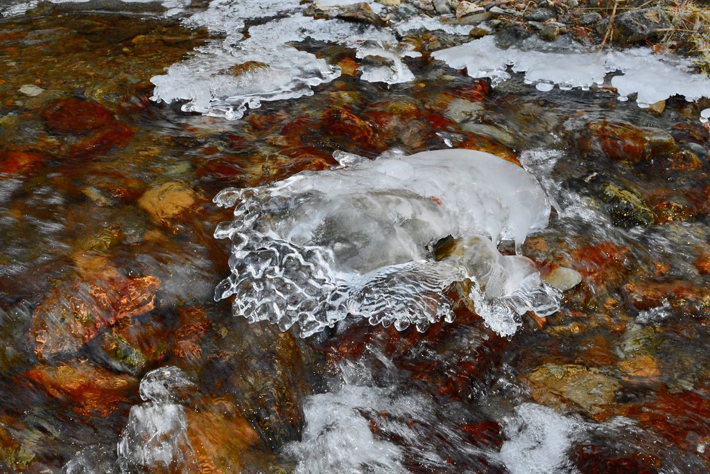 Munson Creek Ice