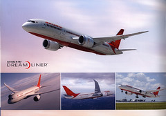 Air India Handbook; 2017_07 Boeing B787 Dreamliner