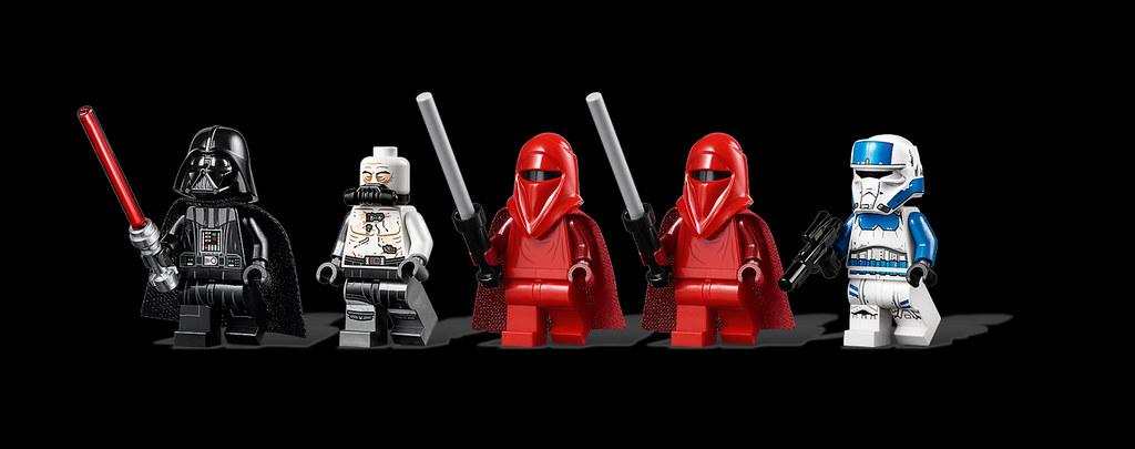 75251 Minifigures