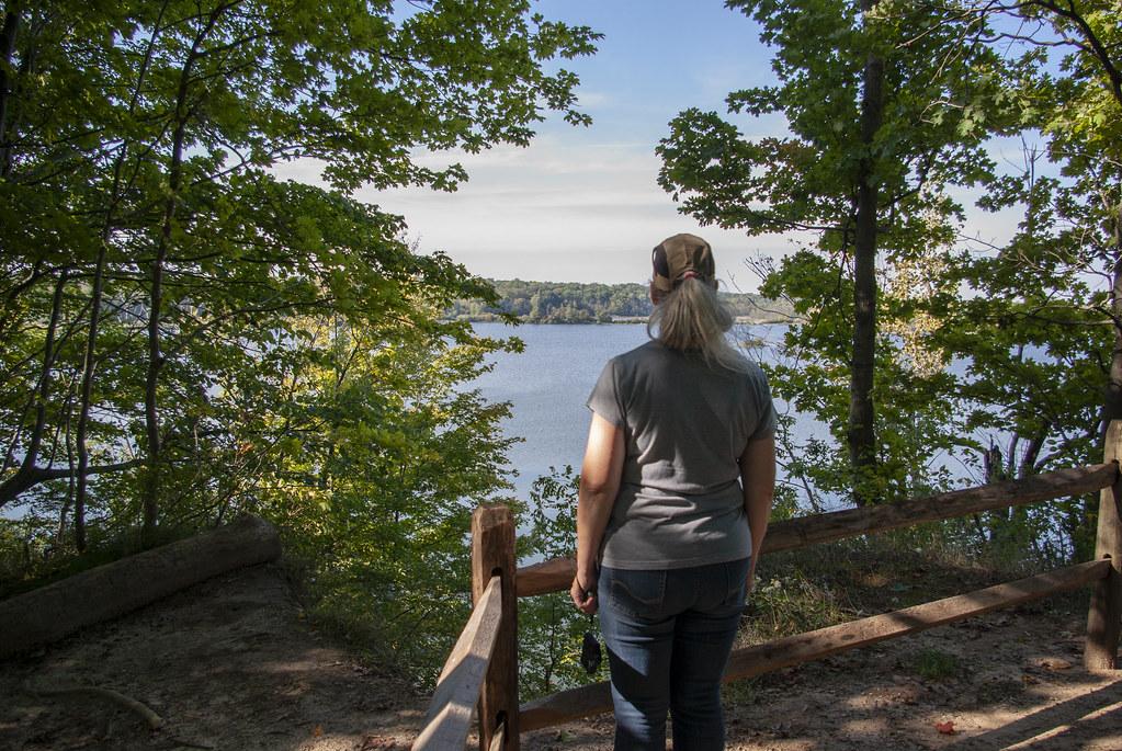 A hike through Eagle Creek Park
