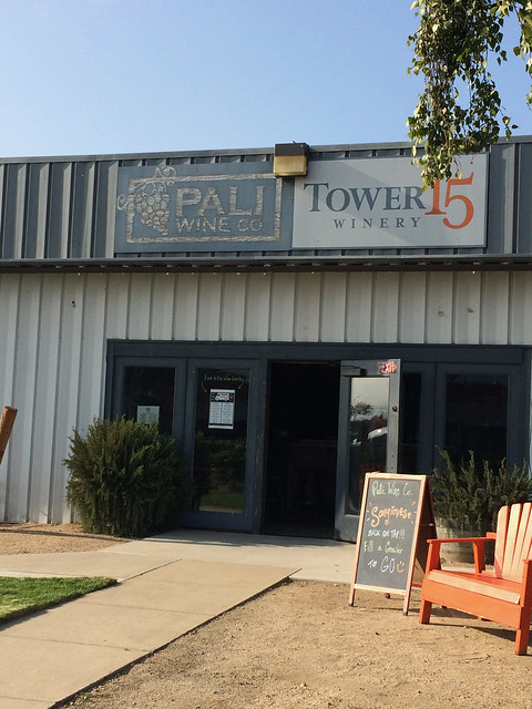 Pali Wine Co and Tower 15, Wine Ghetto, Lompoc, CA 2