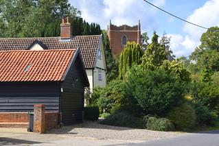 Gislingham: the village setting